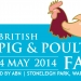 A success for IEC at the British Pig & Poultry Fair