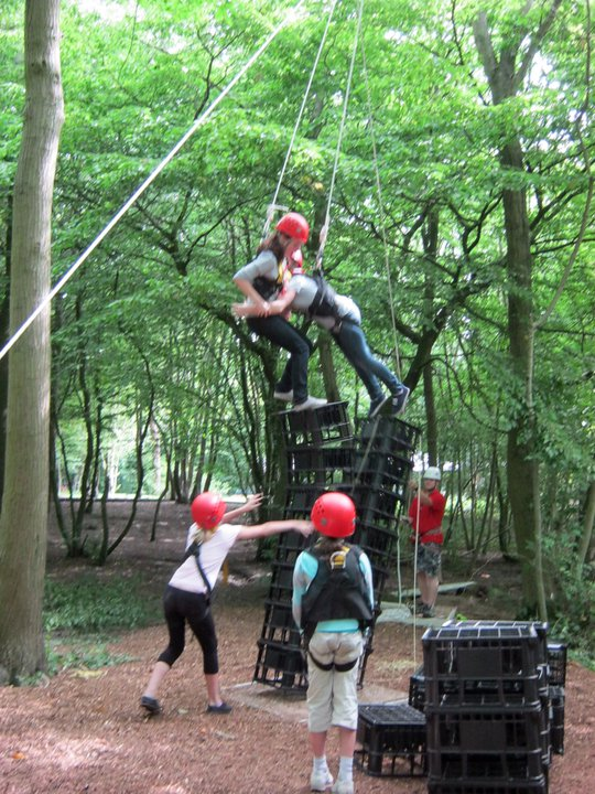 Crate Stacking Thriftwood